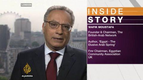 wafikl al jazeera morsi inside story