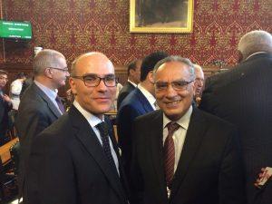 Tunisia ambassador