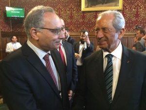 Tunisia speaker
